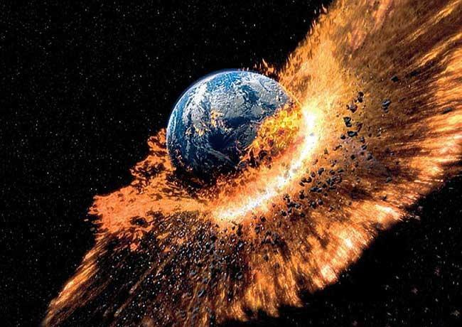 www.elmema.com داستان کوتاه گروه آموزشی علم ما پایان جهان