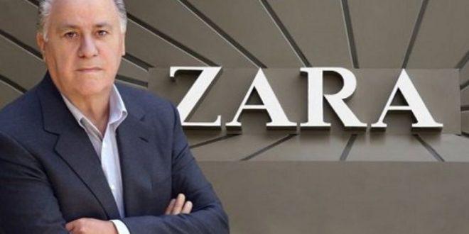 """ثروتمندترین مرد جهان دیگر بیلگیتس نیست! داستان زندگی ثروتمندترین مرد جهان آمانسیو اورتگا (Amancio Ortega) بنیانگذار شرکت بین المللی البسه """"زارا"""""""