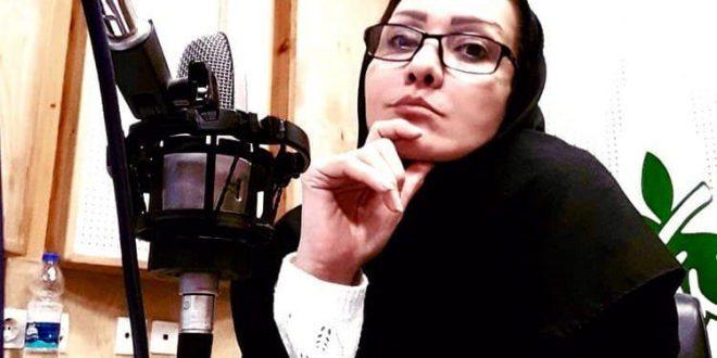 مژگان اسدی، گوینده و مدرس فن بیان
